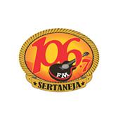 106.7 Sertaneja